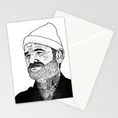 Team Zissou Stationery Cards