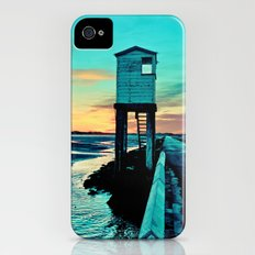 Betsy Blue iPhone (4, 4s) Slim Case