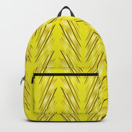 Wheat Grass Yellow Backpack