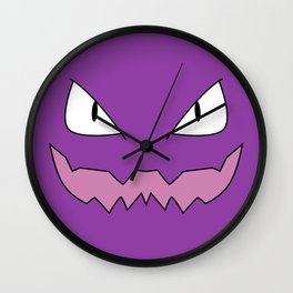 Haunter! Wall Clock