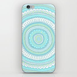 Dreamy Carousel iPhone Skin