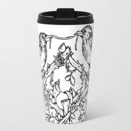 Runes & Ravens Travel Mug