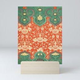 Examples of Chinese Ornament XCIV Mini Art Print