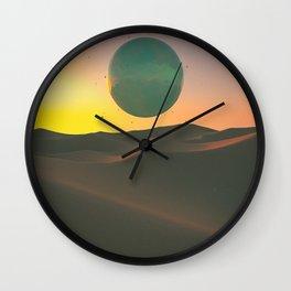 TENΛX Wall Clock