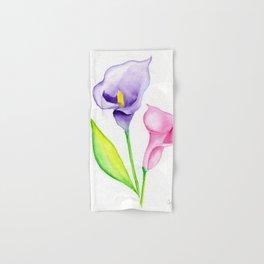 Calla Lilies Hand & Bath Towel