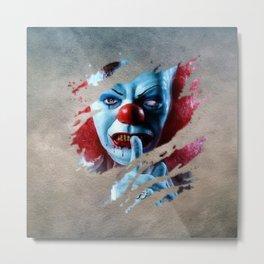 Clown 06 Metal Print