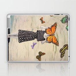 The butterflirst Laptop & iPad Skin