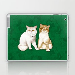 Teagues and Oliver Laptop & iPad Skin