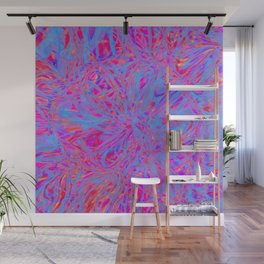 tangled spiral Wall Mural