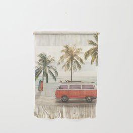 Traveling Time Wall Hanging