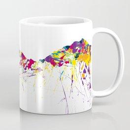 Eiger/Mönch/Jungfrau SWISS mountainsplash Coffee Mug