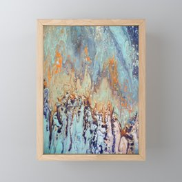 Tattered tapestry to restored life Framed Mini Art Print