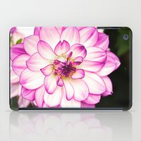 dahlia iPad Cases featuring dahlia by Karl-Heinz Lüpke