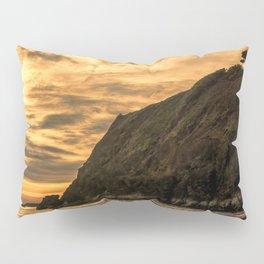 Sunset Pine Pillow Sham