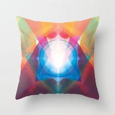 PRYSMIC Throw Pillow
