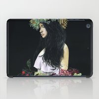 serenity iPad Cases featuring Serenity by Melissa Hartley