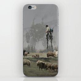 1920 - shepherd iPhone Skin