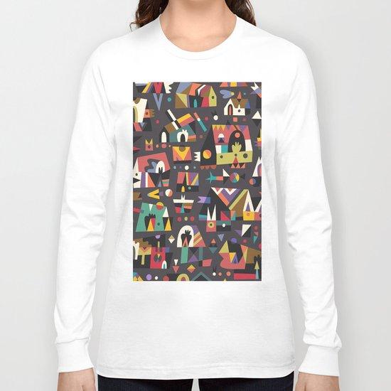 Schema 15 Long Sleeve T-shirt