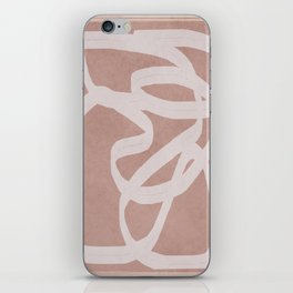 Abstract Flow I iPhone Skin