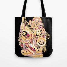 EL BARTO ~ BLACK Tote Bag