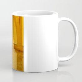 Yellow Relaxation Coffee Mug