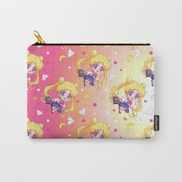 Sailor Moon Crystal Texture Carry-All Pouch