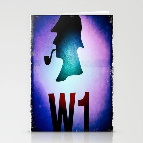 Hey Sherlock 2 ! Stationery Cards