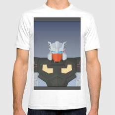 Rewind MTMTE White Mens Fitted Tee MEDIUM