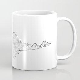 Angel Shark Coffee Mug