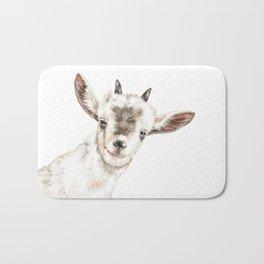 Oh My Sneaky Goat Bath Mat