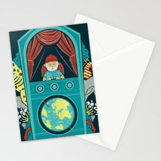 Aquatic Adventurer Stationery Cards