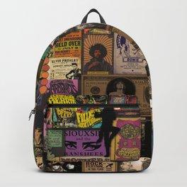 Rock n' roll stories II Backpack