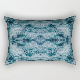 Project 69.1 - Abstract Photomontage Rectangular Pillow