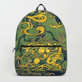 Epiphycadia II: Green Backpack
