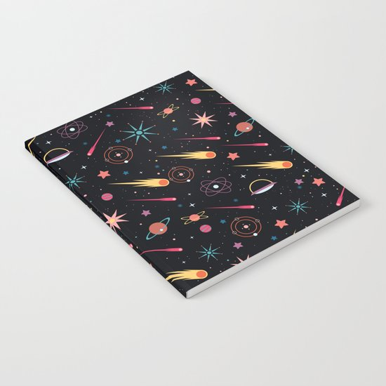 Fly Through Space Notebook