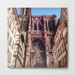 Cathedrale Metal Print