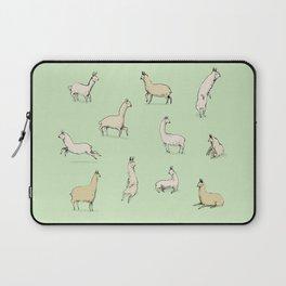 Llamas Laptop Sleeve