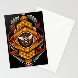 Royal Hive Stationery Cards
