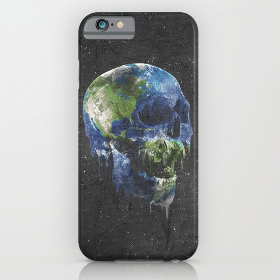 mothers dying iPhone & iPod Case