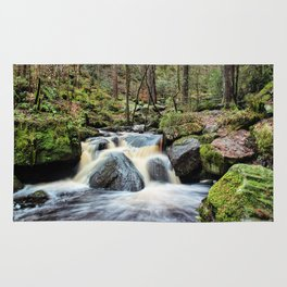 Wyming Brook Cascades Rug