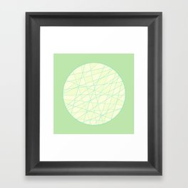 Spring Mood Framed Art Print
