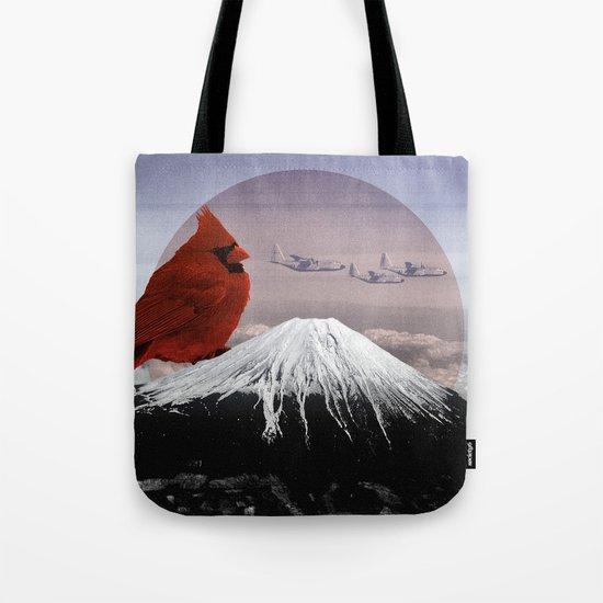 Mountain Song Tote Bag
