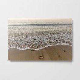 Sunset at Pebble Beach 7-18-18 Metal Print