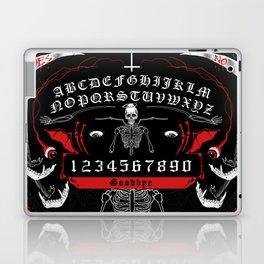 OUIJA Board Skull Laptop & iPad Skin