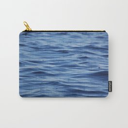 River Ripples Carry-All Pouch