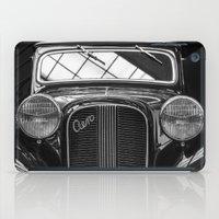 car iPad Cases featuring Car by Veronika