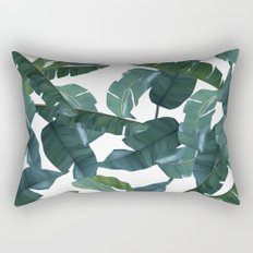 Banana Leaf Decor #society6 #decor #buyart Rectangular Pillow