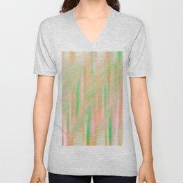 pastel abstract Unisex V-Neck
