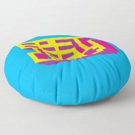 A Better World Floor Pillow