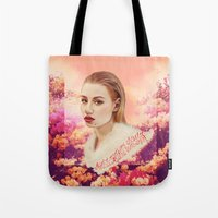 iggy Tote Bags featuring IGGY by Share_Shop